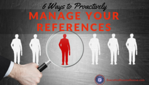 6 Ways to Proactively Manage Your References