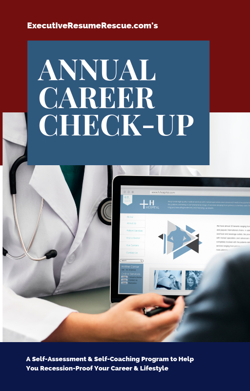 Annual Career Check-Up